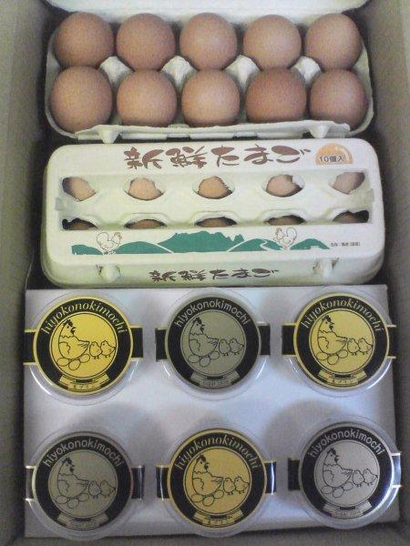 画像1: プランA【生プリン3個とサトウキビプリン3個と鳳凰卵20個】 (1)